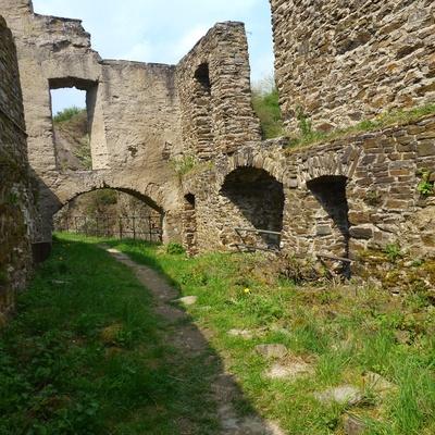Von mnachen der verschwundenen Reiche blieben noch nicht einmal Ruinen. Foto: Gila Hansen/pixelio.de