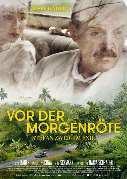 """Das Filmplakat zu """"Vor der Morgenröte"""""""