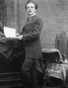 Der junge Karl May als Redakteur