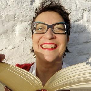 Maria Al-Mana als Wichtel für die Leselust