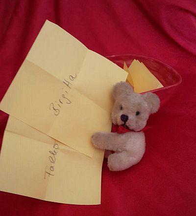 Die Gewinner werden per Mail benachrichtigt