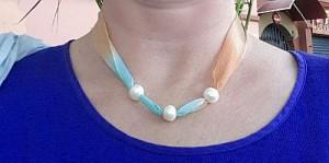 Mein neuer Schmuck aus Perlen
