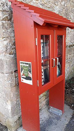 Bücherbox Südbretagne