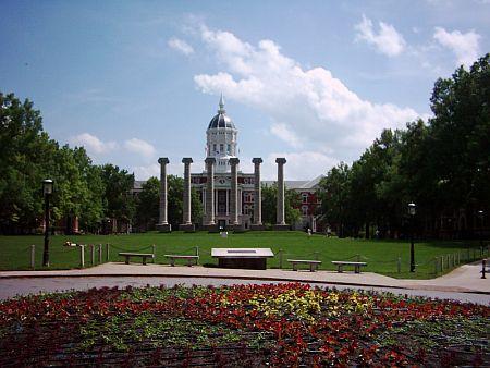 John Williams, Stoner Universität Missouri Jesse Hall