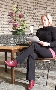 Lesung Vienna in Holweide, Katja Ruppenthal