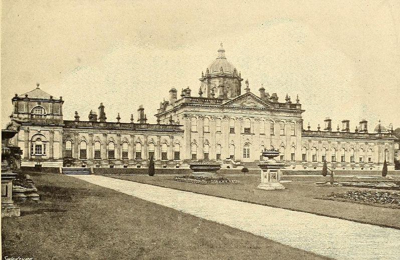 Joan Aiken Wölfe ums Schloss Howard Castle