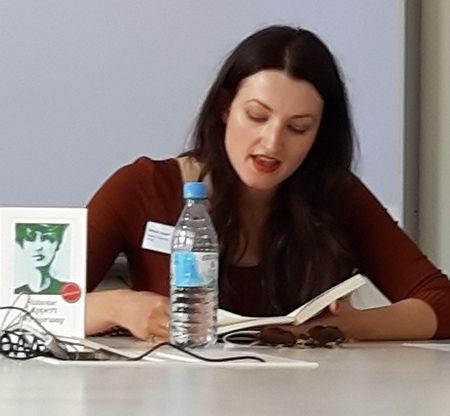#LBC19 Simone Lappert liest aus ihrem neuen Buch