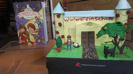 """Beispiel für Lesekisten """"Wintersteinschule"""""""