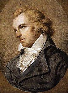 Portrait von Friedrich Schiller von 1794