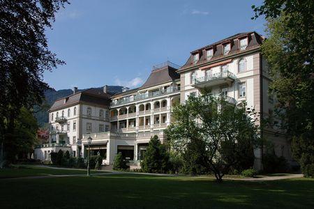 Hotel Axelmannstein der Tatort in Kurschattenaffäre von Lisa Graf-Riemann