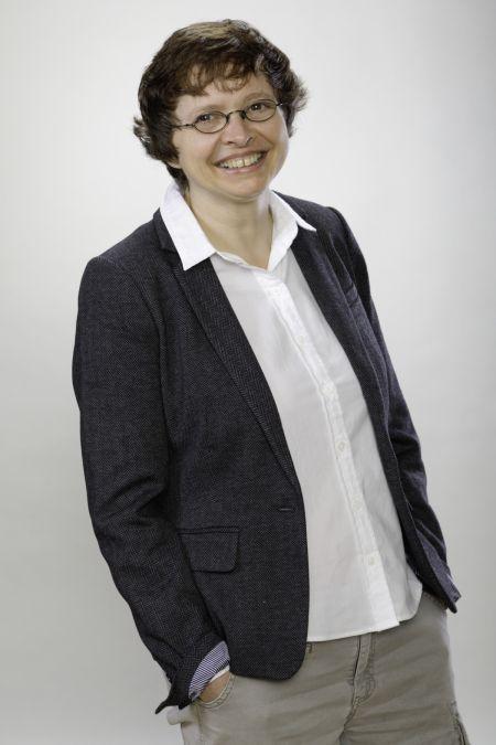 Porträt Katharina Kramer